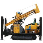 Mammoth Borehole Machine